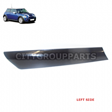 BMW MINI MODELS R50 R52 R53 PASSENGER LEFT EXTERIOR WINDSCREEN TRIM 51337128157